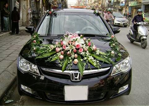 Cho thuê xe cưới hạng sang tại Hà Nội